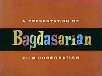 Bagdasarian Productions original logo