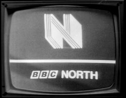 BBC 1 North 1971