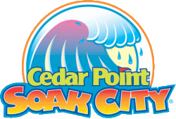 Cedar Point Soak City Logo