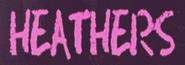 Heathers alternate logo