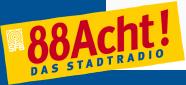 88Acht! logo 2000