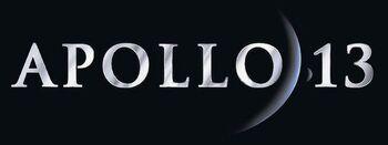 Apollo 13 movie logo