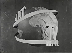 Jrt tv dnevnik 1958