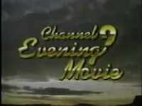 KHJ-TV's The Channel 9 Evening Movie Video Open From 1987