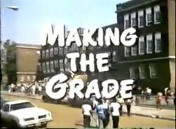 Making the grade-show