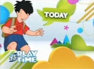 YTV Playtime GeorgeShrinks Promo