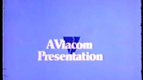 """Viacom V Of Doom Logo in """"Film O Vision"""""""