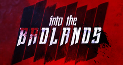 Into the Badlands title logo