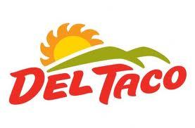 New del taco logo