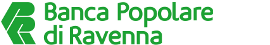 Logo banca pop di ravenna