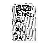 No More Itchies logo