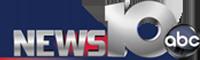 WTEN News 10 ABC logo