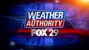 Fox 29 wx authority
