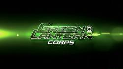 GreenLanternCorps Logo
