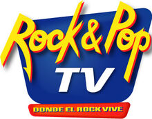 Logo rock pop tv