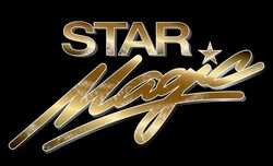Star Magic gold logo