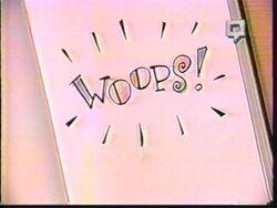 Woops!