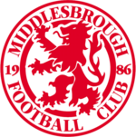 Middlesbrough FC logo (1987-2007)