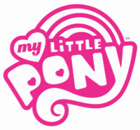 My Little Pony Pink Logo