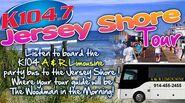 WSPK-FM's K104's Jersey Shore Tour Promo From August 2011