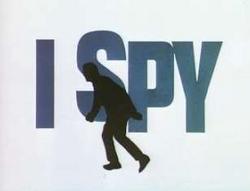I Spy Title Screen