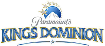 Kings Dominion logo 2003