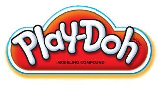 Znalezione obrazy dla zapytania play-doh logo