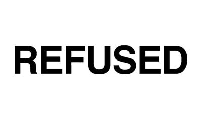 Refused logo 03