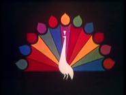 NBC Peacock 1950s