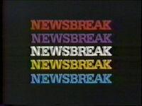 CBS Newsbreak 1982