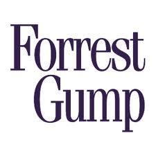 Forrest gump logo