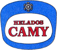 Helados Camy 1973