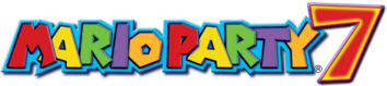 Mario Party 7 Logo Transparent