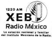 Radio México XEB-AM 1988