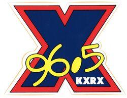 X96.5 KXRX