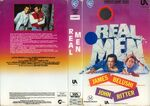 Real Men AU VHS