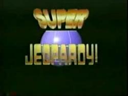 Super Jeopardy Logo