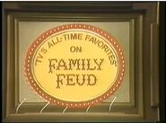 TV's All Time Favorites on Family Feud