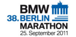 2011 Berlin Marathon logo