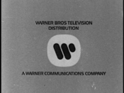 Warner Bros. Television Distribution 1972 B&W
