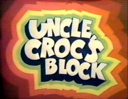 Uncle Croc's Block