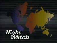 CBS Nightwatch 1985 A