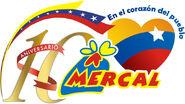 Mercal Logo 10 Años