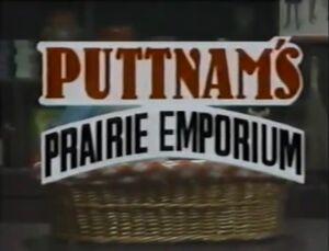 Puttnam's Prairie Emporium logo