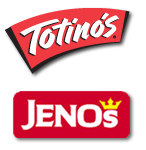Pizza totinos jenos logo