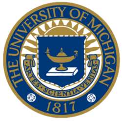 Umichigan color seal