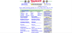 Yahoo Website 2000