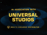 IAW Universal TV 1971