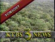 KTBS 3 station idpromonewsbreak montage 1986-2016 (Shreveport ABC) 5