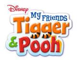 My Friends Tigger and Pooh logo